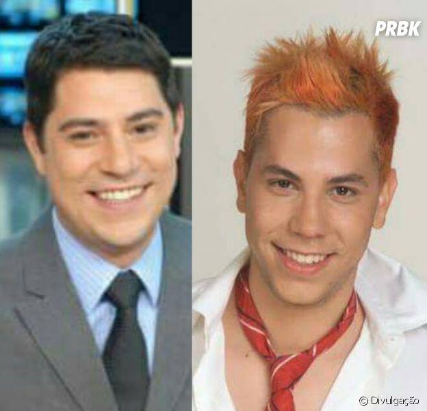 Evaristo Costa procura Christian Chávez, do RBD, após comparações!