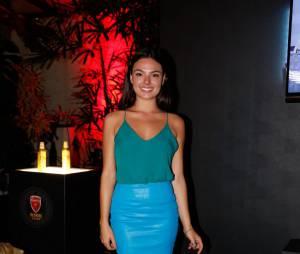 """Após o tratamento com o colar cervical, Isis Valverde revelou a expectativa do elenco de """"Boogie Oogie"""": """"Todo mundo muito feliz que eu estava de volta"""""""