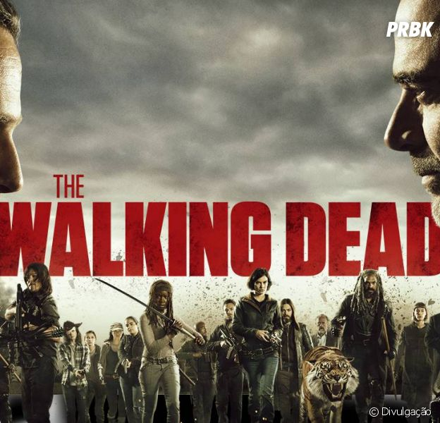 "Em ""The Walking Dead"", último episódio de 2017 terá 1h30!"