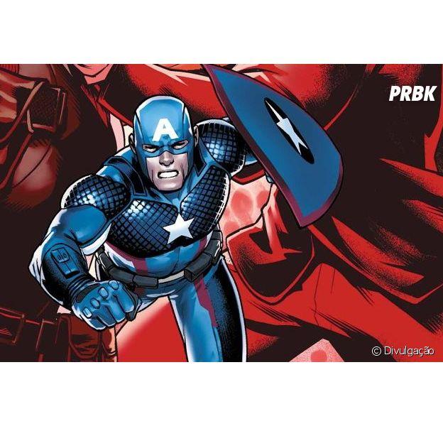 Capitão América e as maiores curiosidades sobre a vida do herói!