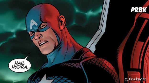 Capitão América foi considerado vilão!