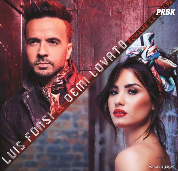 """Ouça """"Échame La Culpa"""", música de Demi Lovato e Luis Fonsi"""