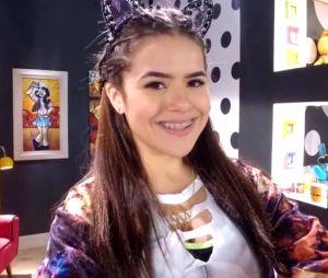 """Vlog da Juju Almeida (Maisa Silva), de """"Carinha de Anjo"""", já tem mais inscritos do que muitos youtubers por aí!"""