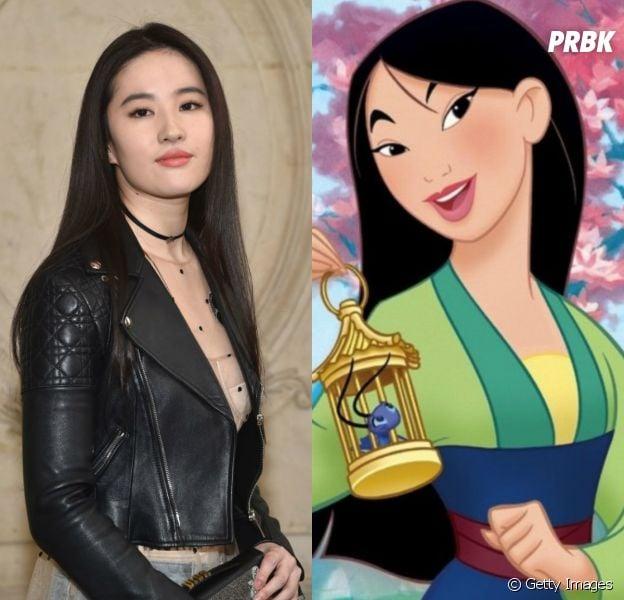 """De """"Mulan"""": atriz do live-action é escolhida!"""