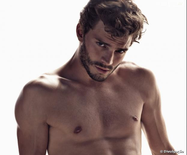 "Jamie Dornan foi escolhido para viver Christian Grey em ""Cinquenta Tons de Cinza""!"