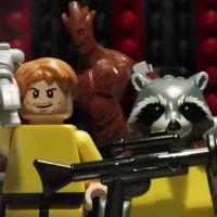 """Lego entra no clima de """"Guardiões da Galáxia"""". Veja dois clipes incríveis!"""