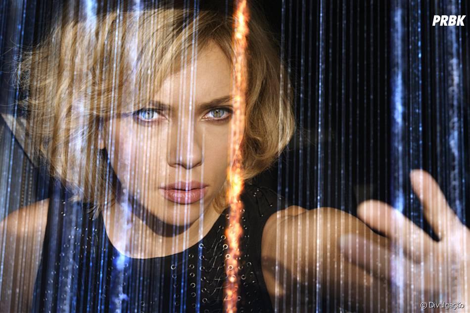 """Em """"Lucy"""", Scarlett Johansson ganha poderes de super-heroína"""
