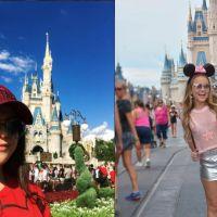 Maisa Silva ou Larissa Manoela, quem tem as melhores fotos na Disney?