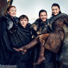 """Em """"Game of Thrones"""": na 8ª temporada, final será extremamente emocional, diz Sophie Turner"""