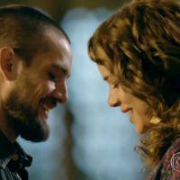 """Em """"Império"""": Cristina e Vicente vão se beijar pela primeira vez"""