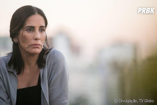 """Novela """"O Outro Lado do Paraíso"""": Duda tenta salvar Clara da prisão e acaba descobrindo que Renan, seu ex-amante, está vivo"""