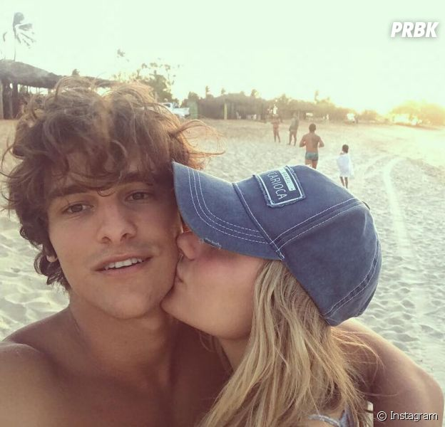 """Sasha Meneghel está namorando Bruno Montaleone, ex-ator de """"Malhação"""""""