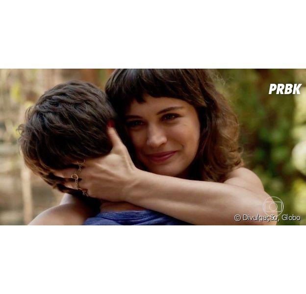 """Em """"O Outro Lado do Paraíso"""", Clara (Bianca Bin) conquista Tomaz (Vitor Figueiredo)!"""