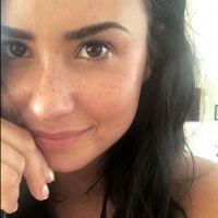 """Demi Lovato faz publicação inspiradora sobre sua autoestima no Instagram: """"Me sentindo forte"""""""