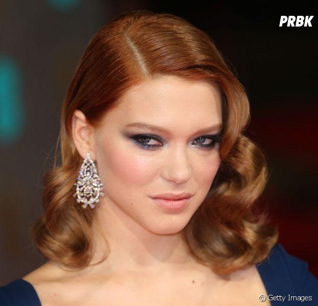 "Léa Seydoux pode se juntar ao elenco de novo filme de ""007"""