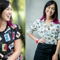 """Novela """"Malhação"""": Tina (Ana Hikari) é muito estilosa! Inspire-se nos looks da personagem"""