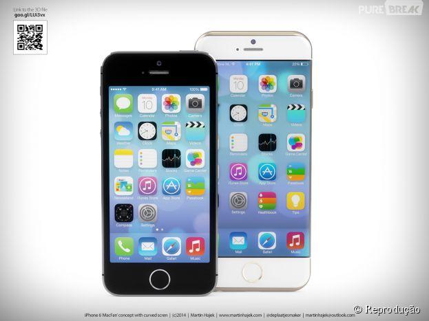 Novas fotos do iPhone 6 vazam, as imagens foram postadas pela empresa Feld & Volk