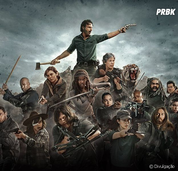 """The Walking Dead"" ganhará 9ª temporada!"