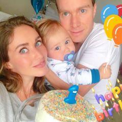 """Anahi comemora aniversário de 1 ano do filho, Manuel: """"Te amamos com todo o coração"""""""
