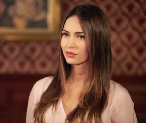 Megan Fox é o tipo de atriz que é sempre criticada pela atuação ruim