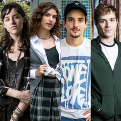 """Novela """"Malhação"""": Lica, Samantha, Gabriel e Felipe sofrem ataque homofóbico na rua!"""