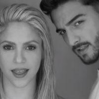 """Shakira lança clipe sensual de """"Trap"""" com participação de Maluma!"""