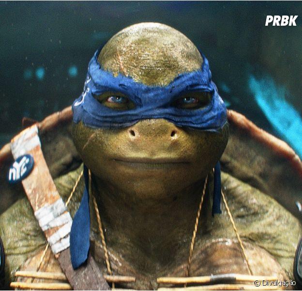 Estreia As Tartarugas Ninja Purebreak Ja Viu O Filme Estrelado