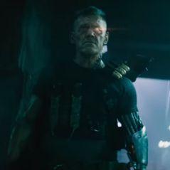 """De """"Deadpool 2"""": Cable (Josh Brolin) aparece pela 1ª vez em novo trailer!"""