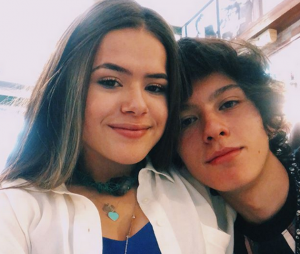 Maisa Silva está namorando pela primeira vez! Nicholas Arashiro é o eleito