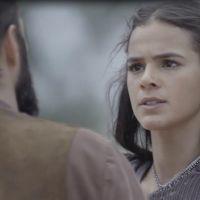 """Novela """"Deus Salve o Rei"""": Constantino (José Fidalgo) ameaça matar Catarina!"""