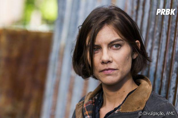 """De """"The Walking Dead"""": a atriz Lauren Cohan, que interpreta Maggie, não está satisfeita com seu salário e pode deixar a série"""
