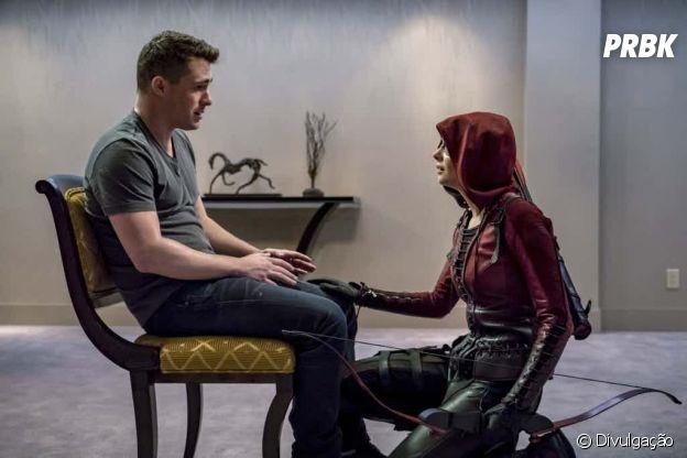 """Em """"Arrow"""", Arsenal (Colton Haynes) retorna à série em novas fotos"""