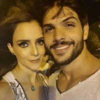 """Do """"BBB18"""", Lucas e Ana Lúcia separados? Noiva se recusa a falar sobre Paredão"""