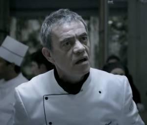 """Pierre (Jean Pierre Noher) é um dos suspeitos de ter morrido em """"O Rebu"""""""