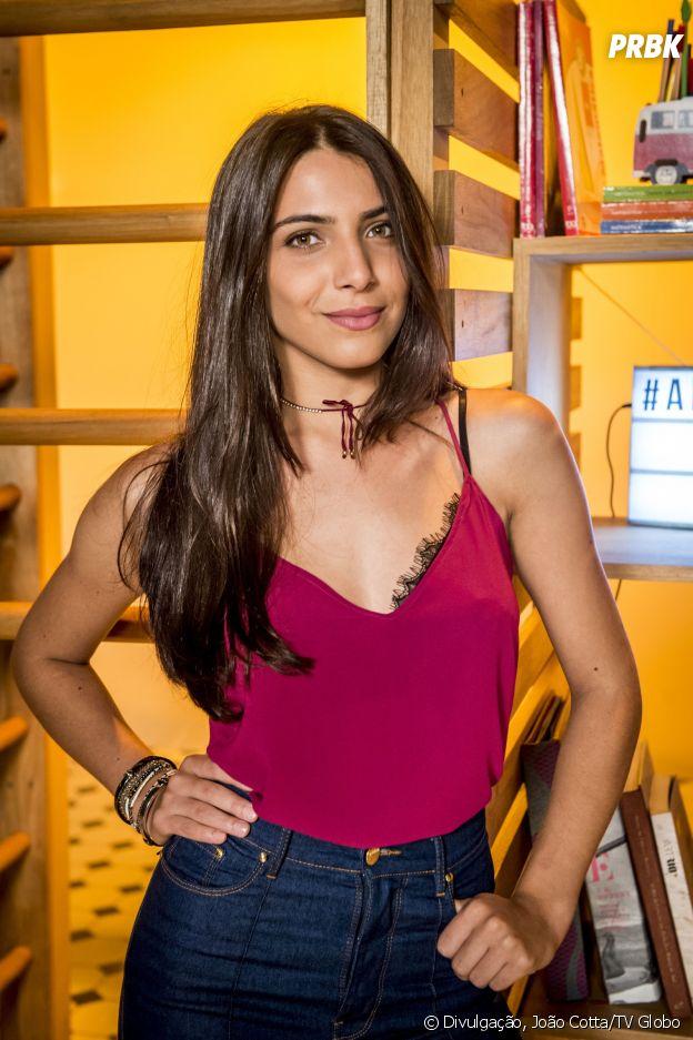 "De ""Malhação - Vidas Brasileiras"": Rayssa Bratillieri será Pérola Montavani, namorada de Alex (Daniel Rangel)"