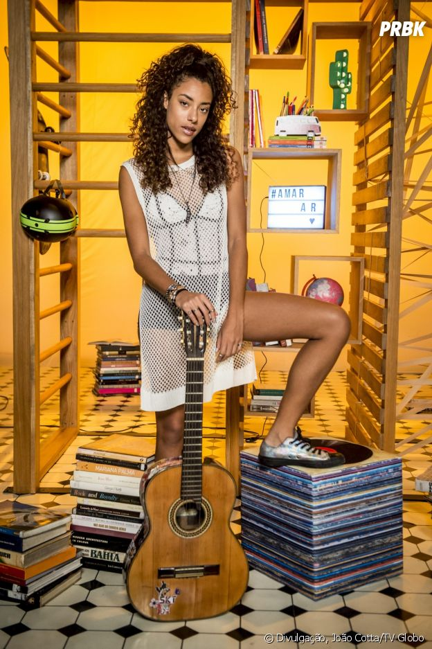 """De """"Malhação - Vidas Brasileiras"""": Jade Poitier será interpretada por Yara Charry e terá o sonho de se tornar uma cantora internacional"""