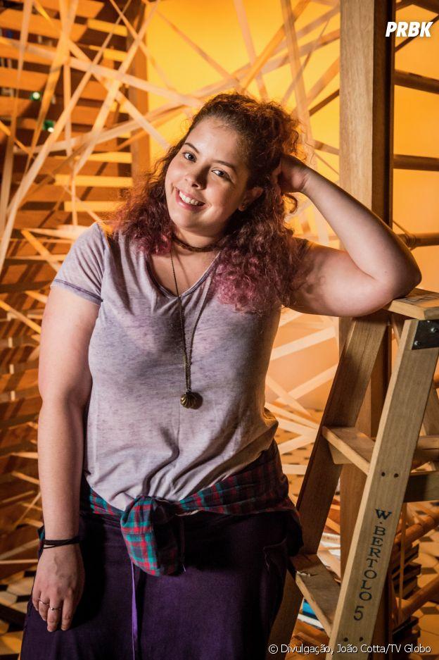 """De """"Malhação - Vidas Brasileiras"""": Úrsula Bartoloneu, amiga de Flora (Jennifer Oliveira), será interpretada por Guilhermina Libanio"""