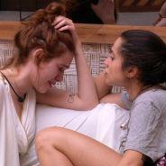 """No """"BBB18"""", Paula e Ana Clara discutem e a filha da família Lima chora: """"Eu não tô aguentando"""""""