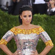 "Demi Lovato foi maltratada por celebridade no MET Gala 2016: ""Experiência terrível"""