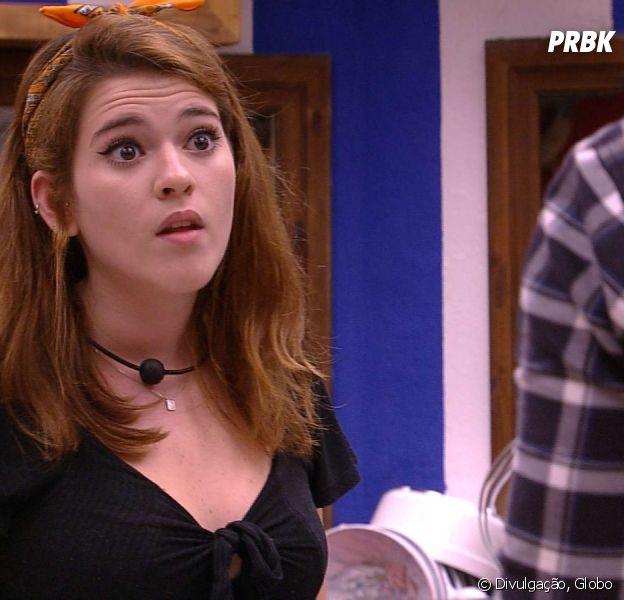 """No """"BBB18"""", Ana Clara e Caruso protagonizam briga após provocações"""