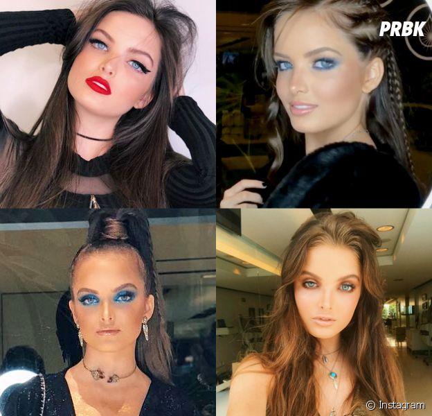 As maquiagens da Giovanna Chaves são lindas! Veja 7 inspirações