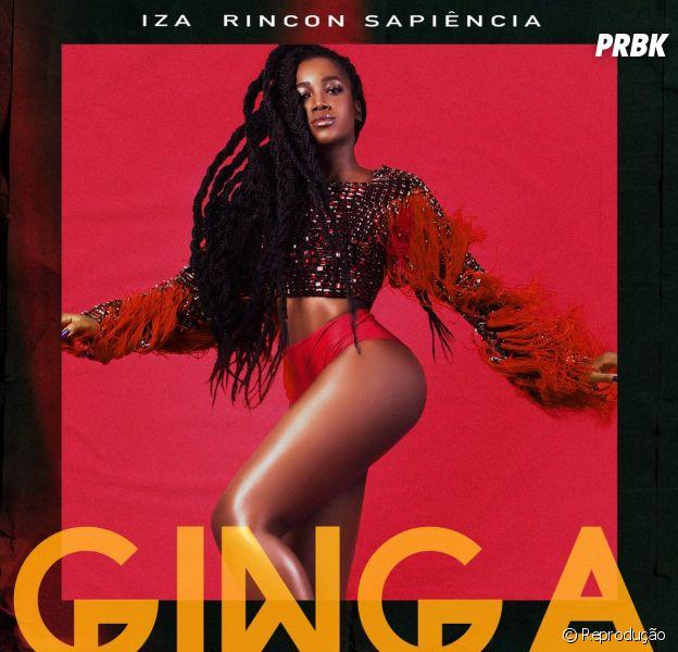 """Iza, com a participação de Rincon Sapiência, lança a música """"Ginga"""""""