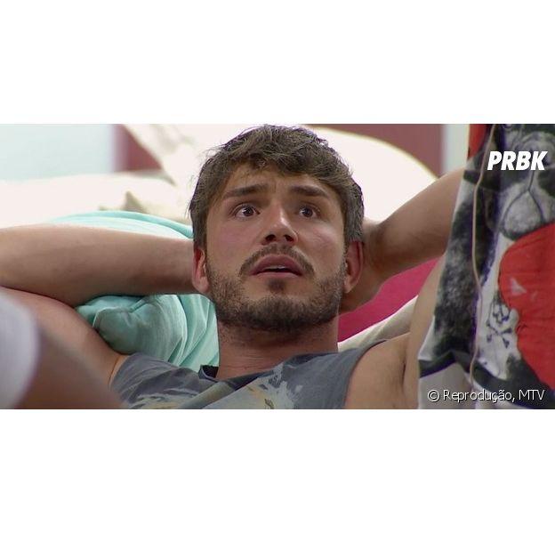 "De ""Are You The One? Brasil"": participante é eliminado após agredir colega"
