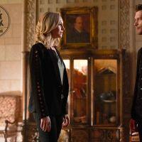 """Final """"The Originals"""": reencontro entre Caroline e Klaus ganha sua primeira foto oficial!"""