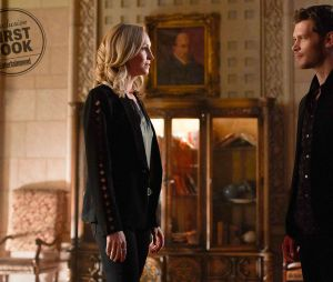 "Em ""The Originals"", na 5ª temporada: Caroline (Candice King) e Klaus (Joseph Morgan) se reencontram!"