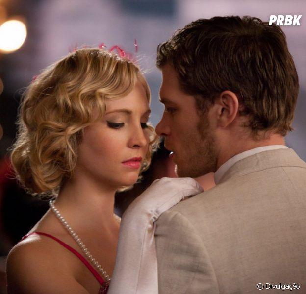 """Em """"The Originals"""", na 5ª temporada: Caroline (Candice King) e Klaus (Joseph Morgan) se reencontram!"""