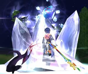 """Yuna de """"Final Fantasy x"""" está em """"Kingdom Hearts HD 2.5 ReMIX"""""""