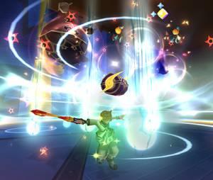 """Em """"Kingdom Hearts HD 2.5 ReMIX"""": uma amostra de como serão as lutas"""