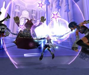 """A Aqua de Birth By Sleep vai estar em """"Kingdom Hearts HD 2.5 ReMIX"""""""