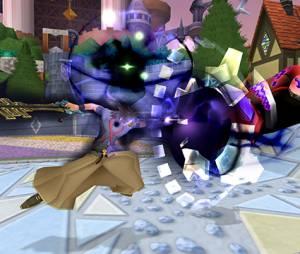 """As lutas de """"Kingdom Hearts HD 2.5 ReMIX"""" com muitos efeitos especiais"""